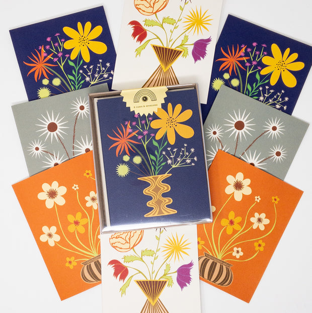 Friendly Flowers Boxed Set (WHOL)