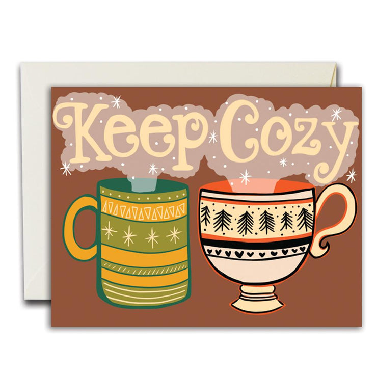 Keep Cozy Card (WHOL)