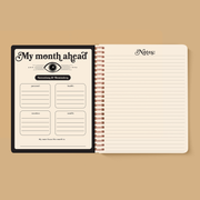 Seeing Eye Open-Dated 12 Month Planner (WHOL)