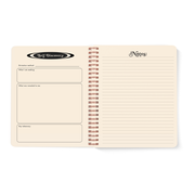 July 2021 - August 2022 Smiley Planner, Sapphire Blue