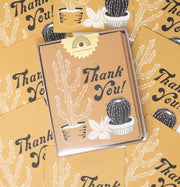 Cacti Thank You Card, Boxed Set (WHOL)