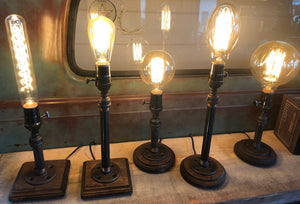 Swivel Sconces and Pipe Lamps