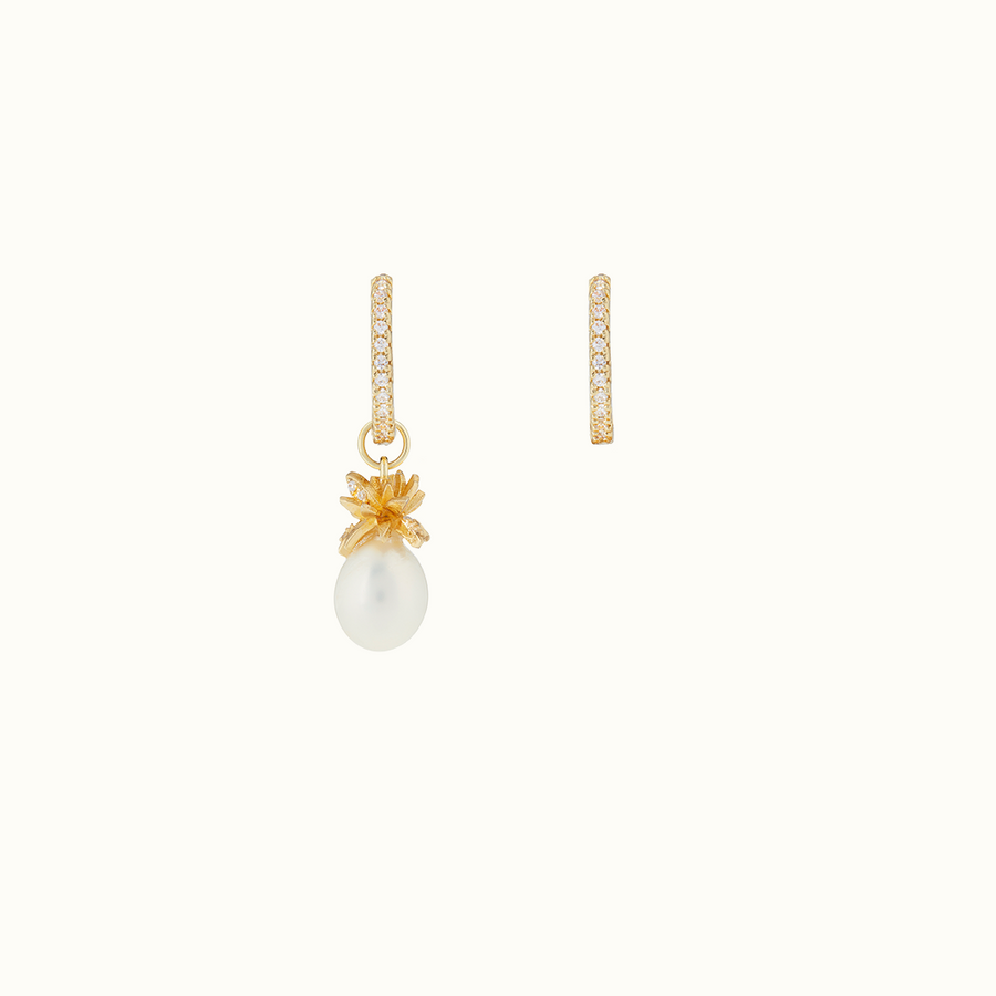 Carmen Pineapple Pearl Set