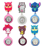 Montre de poche Quartz Cartoon ∣ Ma Montre Gousset