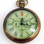 Montre Gousset London 1856 ∣ Ma Montre Gousset