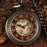Montre Gousset Wood ∣ Ma Montre Gousset