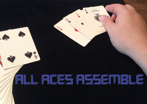 ALL ACES ASSEMBLE