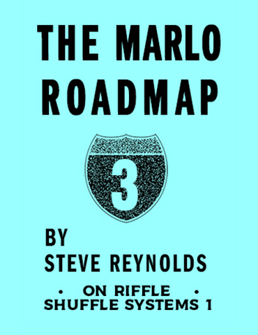 MARLO ROAD MAP 3: ON RIFFLE SHUFFLE SYSTEMS 1