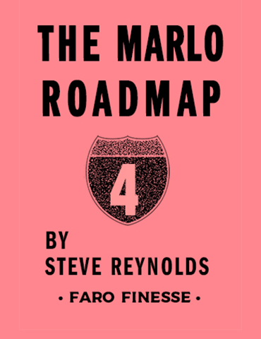 MARLO ROAD MAP 4: FARO FINESSE