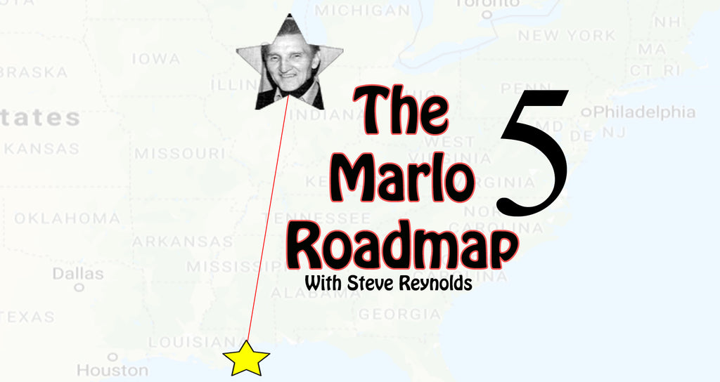 MARLO ROAD MAP: LESSON 5