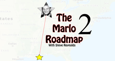 MARLO ROAD MAP: LESSON 2