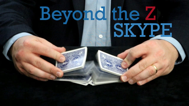 BEYOND THE Z SKYPE OFFER