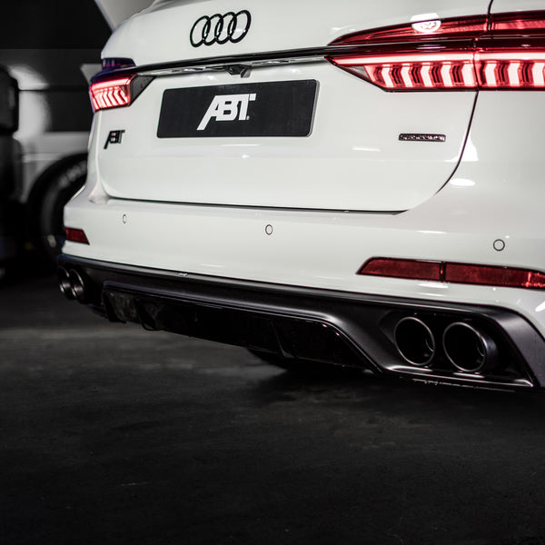 ABT Rear Skirt Set for Audi A6 Sedan C8