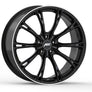 ABT GR20 Glossy Black Alloy Wheel Set For A3/S3 8V