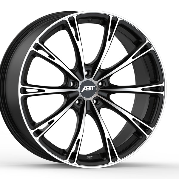 ABT GR20 Matt Black Alloy Wheel Set For Audi Q3 8U