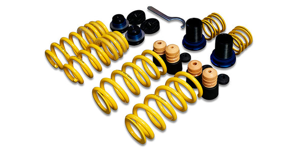 ABT Height Adjustable Suspension Springs for Audi S4 B9
