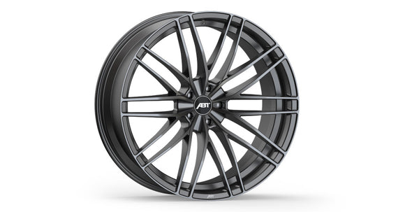 ABT HR22 Dark Smoke Flow Forming Wheel Set for Audi A7/S7 C8