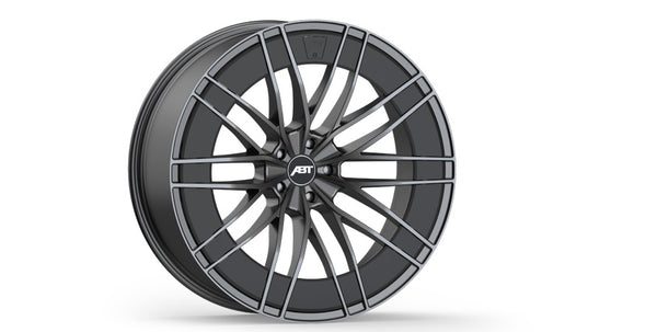 ABT HR22 Dark Smoke Aero Wheel Set For Audi A7/S7 C8