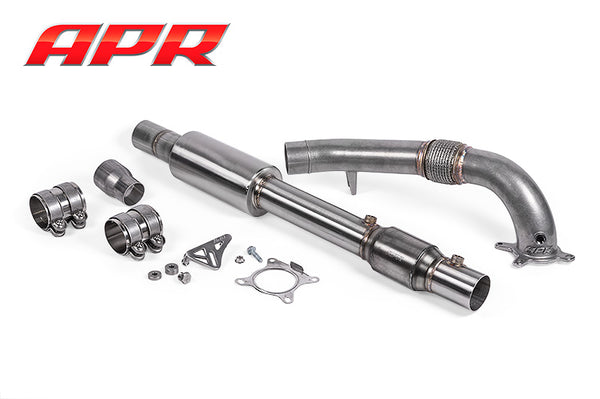 APR Exhaust Race DPs - Universal Stage III/III+ Cast Race DPs Kit (2.0T Non MQB)