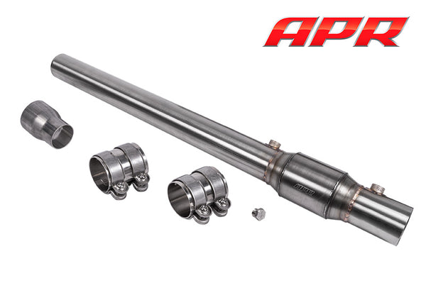 APR Exhaust Midpipe - PQ35 AWD 2.0T Stage 3/3+