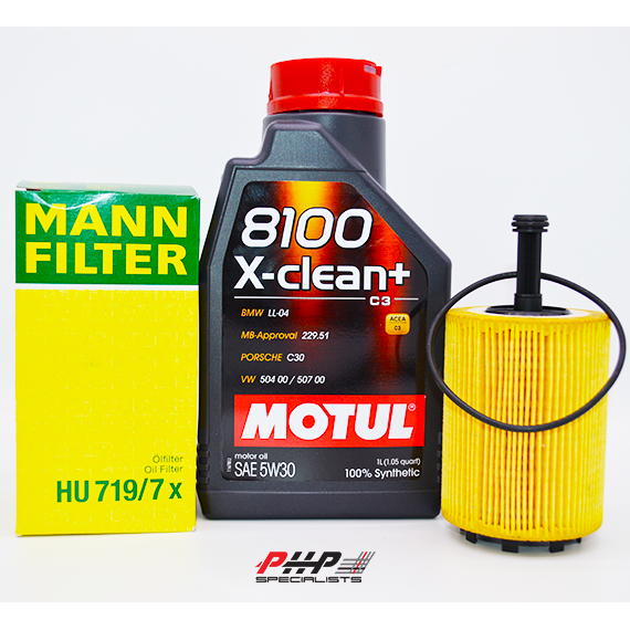 Engine Oil Service Kit (3.2 VR6 - BUB/CBRA)