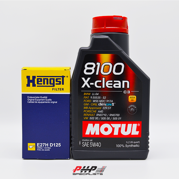 Engine Oil Service Kit (2.0T FSI - BWT)