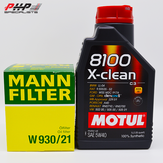 Engine Oil Service Kit (3.0L V6 - AVK)