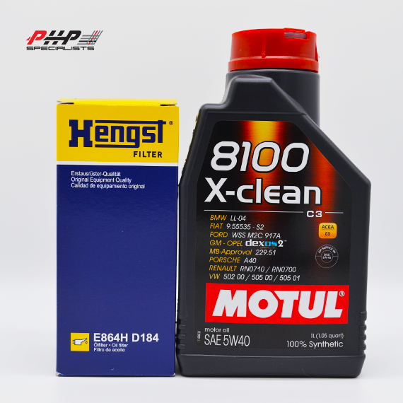 Engine Oil Service Kit (3.0 TFSI - CTUC)