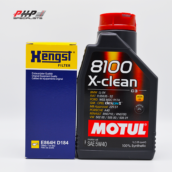 Engine Oil Service Kit (3.0T - CTUD)