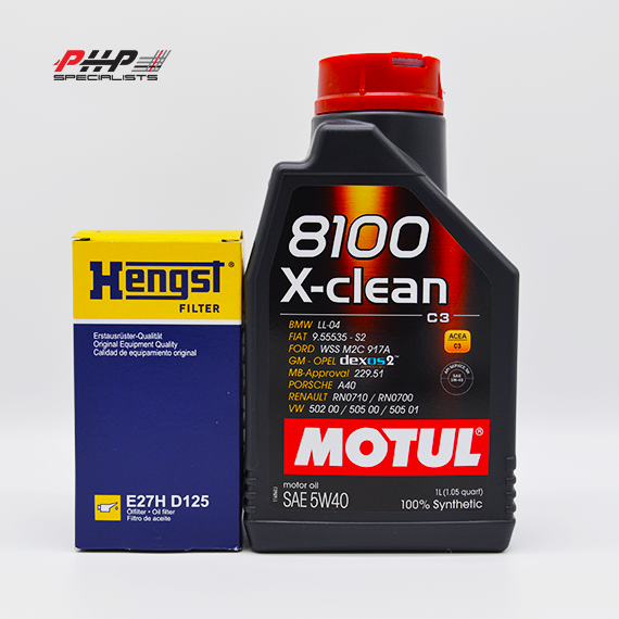 Engine Oil Service Kit (2.5 TFSI EVO - DAZA)