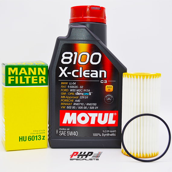 Engine Oil Service kit (2.0 TFSI - CXCA/CXCB)