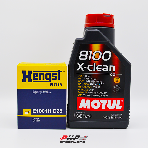 Engine Oil Service Kit (4.0L W8 - BDP)