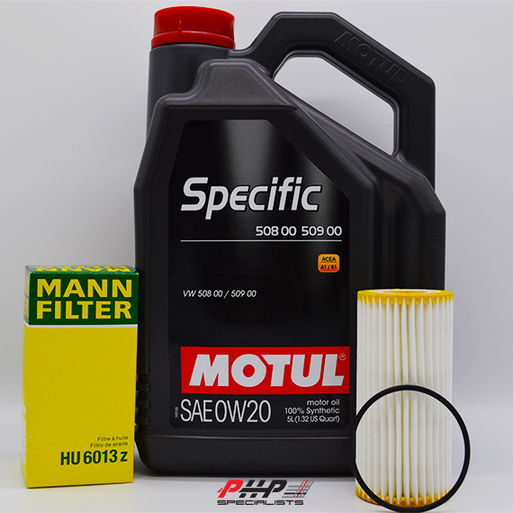 Engine Oil Service Kit (1.8 TFSI)