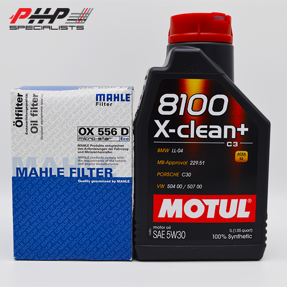 Engine Oil Service Kit (5.0L V10 TDI - BWF)