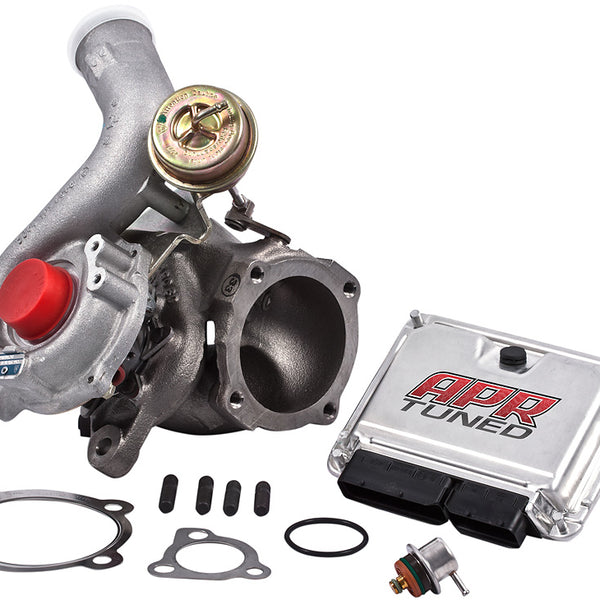 APR K04 Turbo System - 1.8T Longitudinal