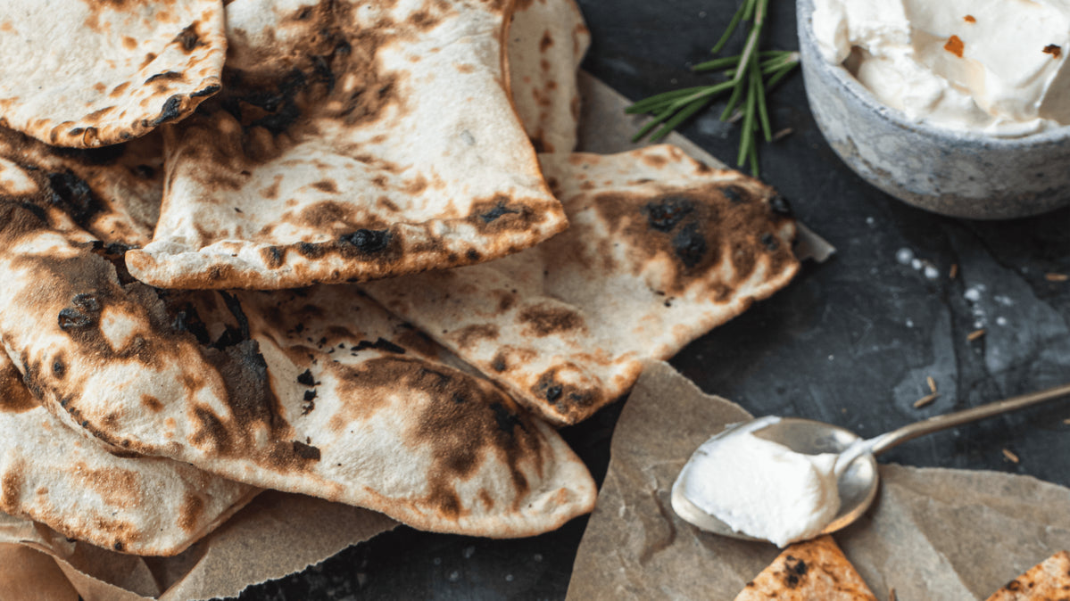 How to make flatbread
