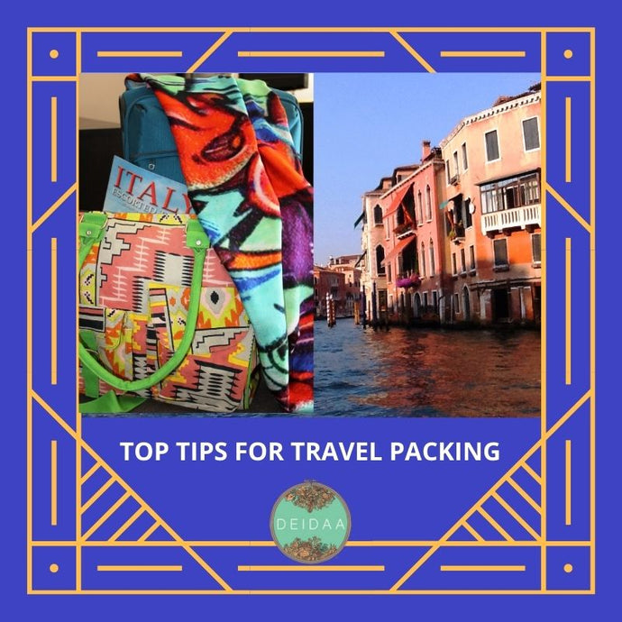 Top Tips for Travel Packing