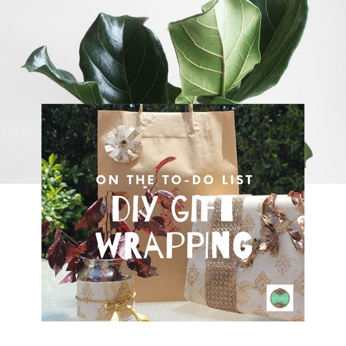 Christmas Gift Wrapping Hacks - Easy, Eco, Effective - Deidaa
