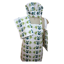 Load image into Gallery viewer, organic cotton kids apron koala australian gift