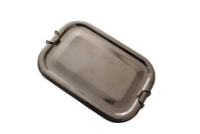 Load image into Gallery viewer, stainless steel lunch box biodegradable