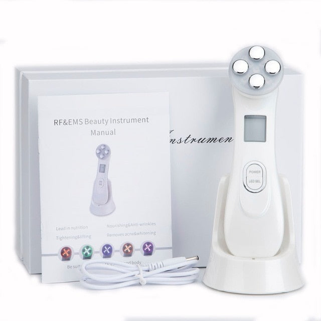 5 in 1 LED Skin Tightening Machine