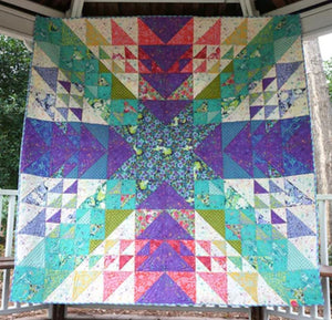 Charmed Life Free Quilt Pattern