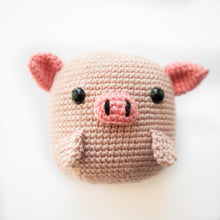 Load image into Gallery viewer, Possu amigurumi-lelu