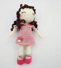 Load image into Gallery viewer, Helmi amigurumi nukke