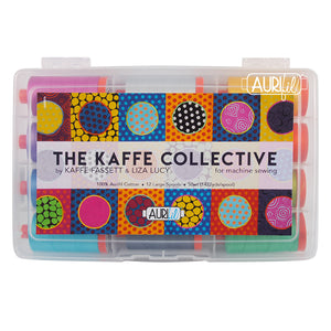 Aurifil The Kaffe Collective 50wt ompelulankapaketti