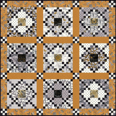 Bee Inspired free quilt pattern