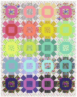 Nuts and Bolts  Free Quilt Patten