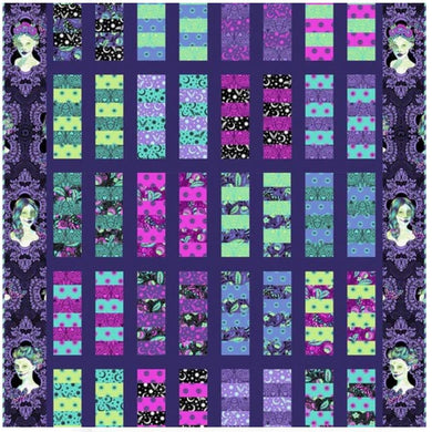 Witch Sox  Free Quilt Pattern