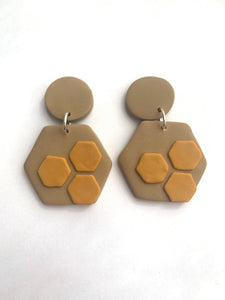 Honey Comb Hexagons