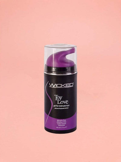 Wicked Toy Love Gel Lube